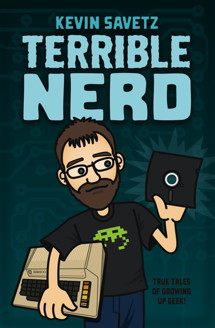 Terrible Nerd cover